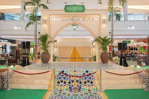 Dekorasi Ramadhan Maroco dari Styrofoam