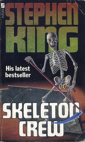 Skeleton Crew Audiobook (22 short stories) by Stephen King