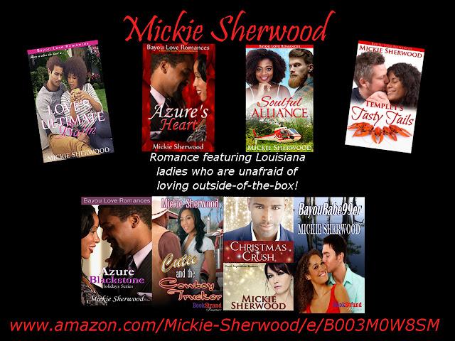 Mickie Sherwood's Romance Novels