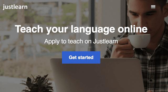 موقع Just Learn