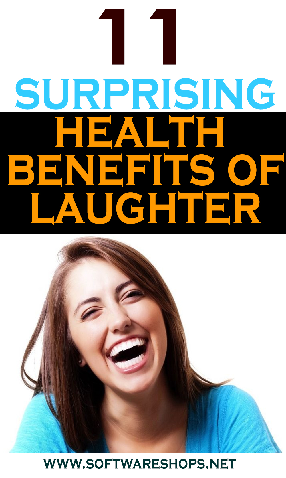 11 Surprising Health Benefits Of Laughter