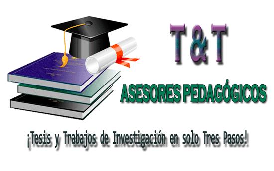 TyT Asesores Pedagógicos - Tesis y Trabajos de Investigación
