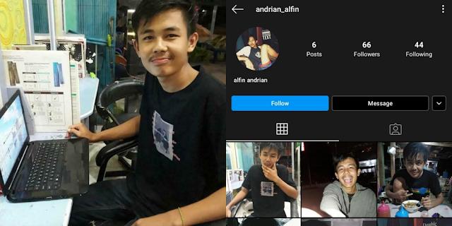 Selain Akun Facebook, Warganet Juga Buru Akun Instagram Penusuk Syekh Ali Jaber