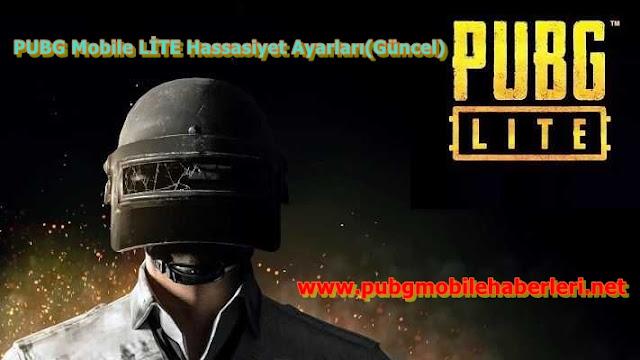 PUBG Lite Hassasiyet Ayarları(Güncel)