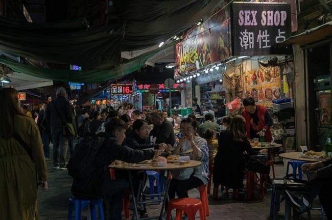 Hong Kong by Michael Kopp from Pixabay