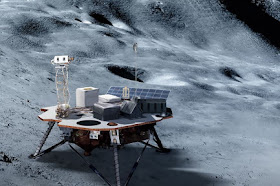NASA Contracts 3 US Companies for Landing on the Moon