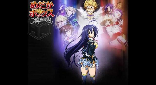 Medaka Box Abnormal BD Episode 01 – 12 Subtitle Indonesia [x265]