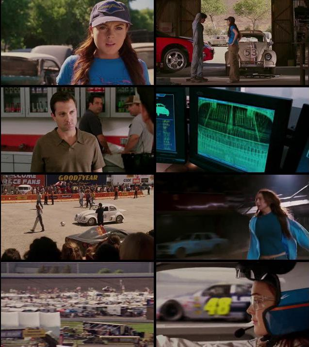 Herbie Fully Loaded 2005 Dual Audio Hindi 480p WEB-DL