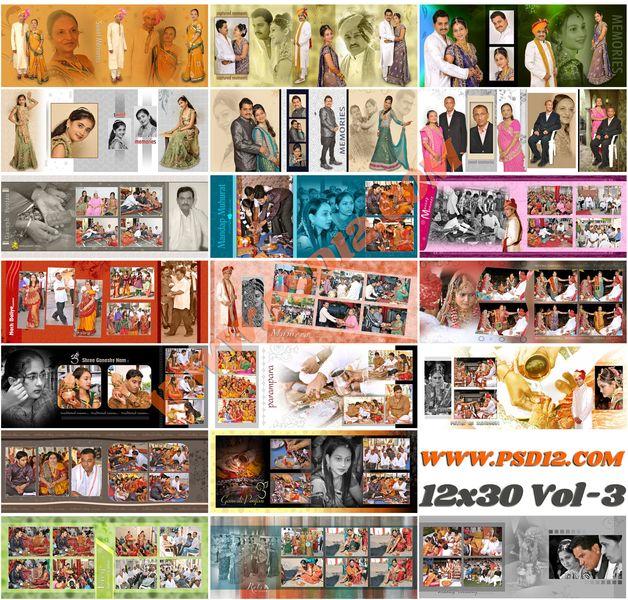 12x30 Photo Album Big Collection