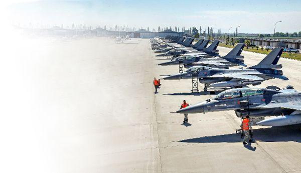 Modernización de los F-16 será en uno o dos años