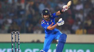 Virat Kohli 77 vs Sri Lanka Highlights