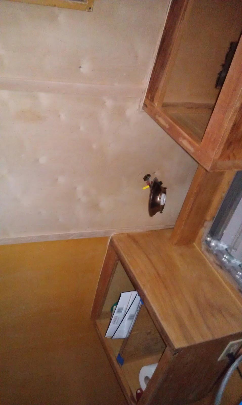The Dream Inn 62 Mobile Scout Restoration Interior Wood