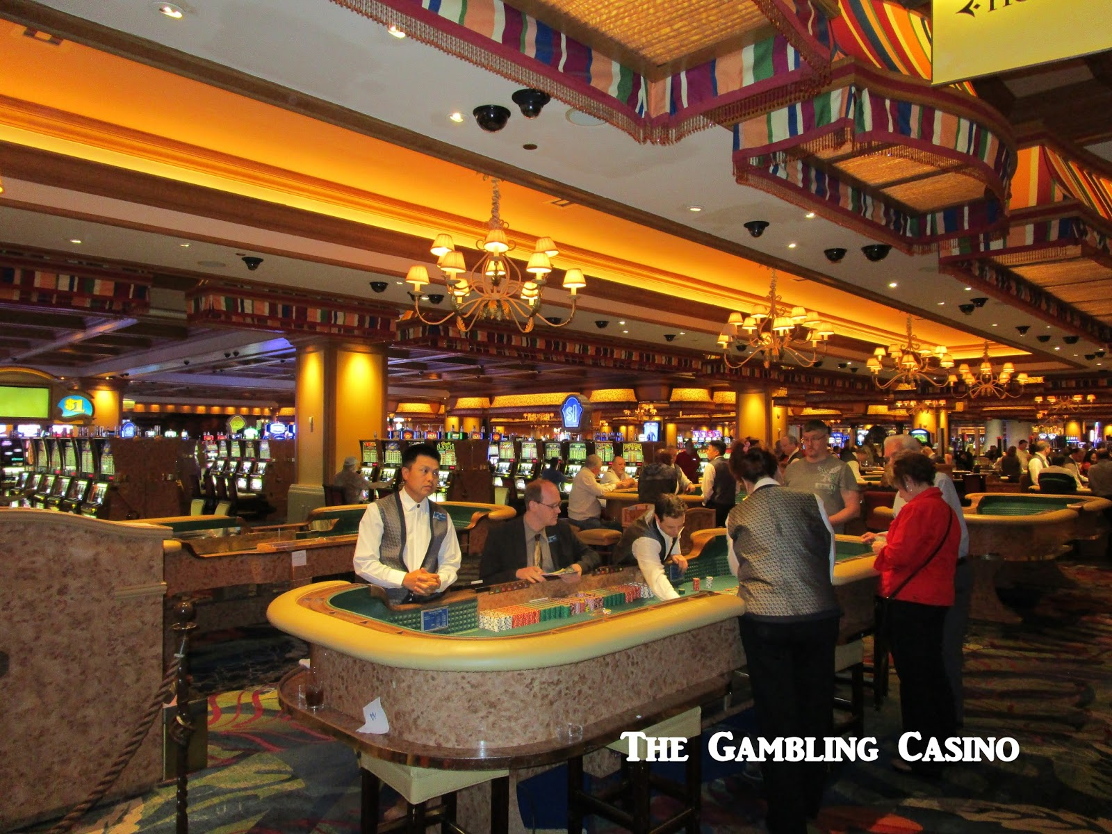 staions casinos