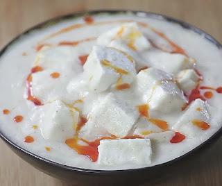 Homemade malai paneer korma recipe