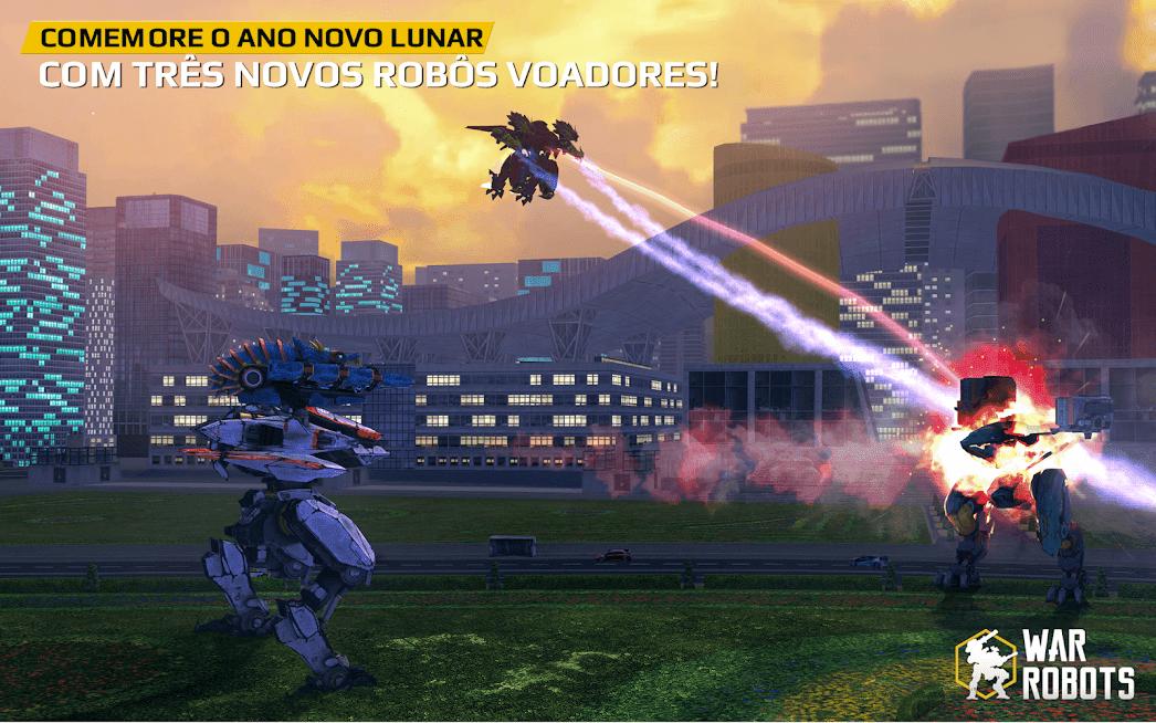 War Robots apk free 2021 v 7.1.1