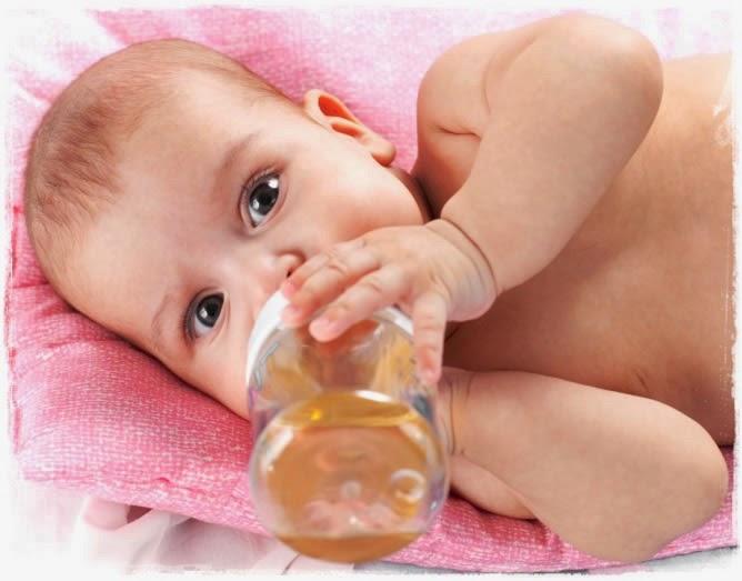 Que hacer para quitar los gases a mi bebe