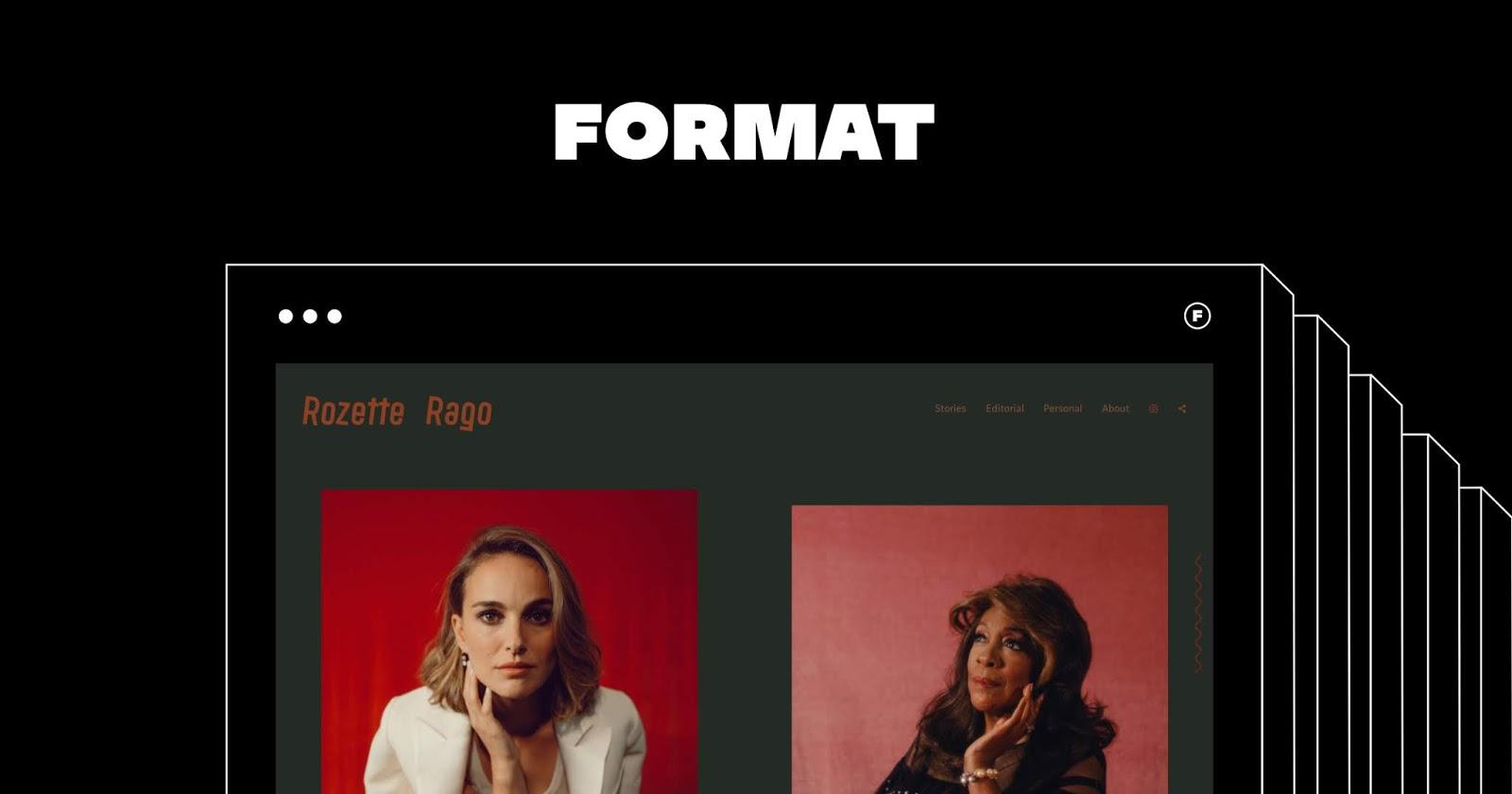 Format Website Builder