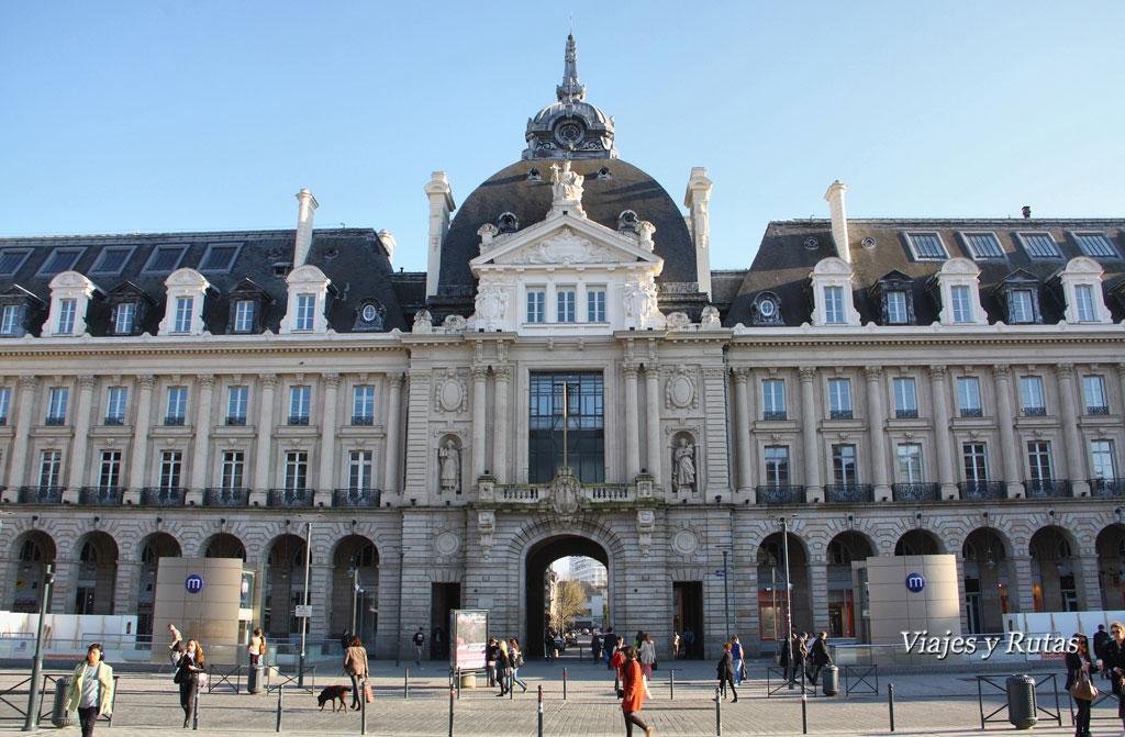 Rennes, Palacio de Comercio