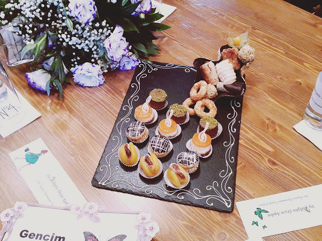 Wyndham Ankara Otel-No4 Restaurant-Blogger Etkinliği-Nilgün Özen Aydın