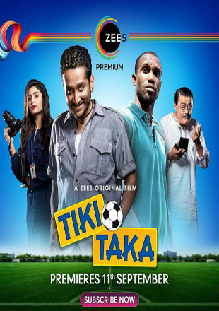 Tiki Taka 2020 Full Hindi Movie Download