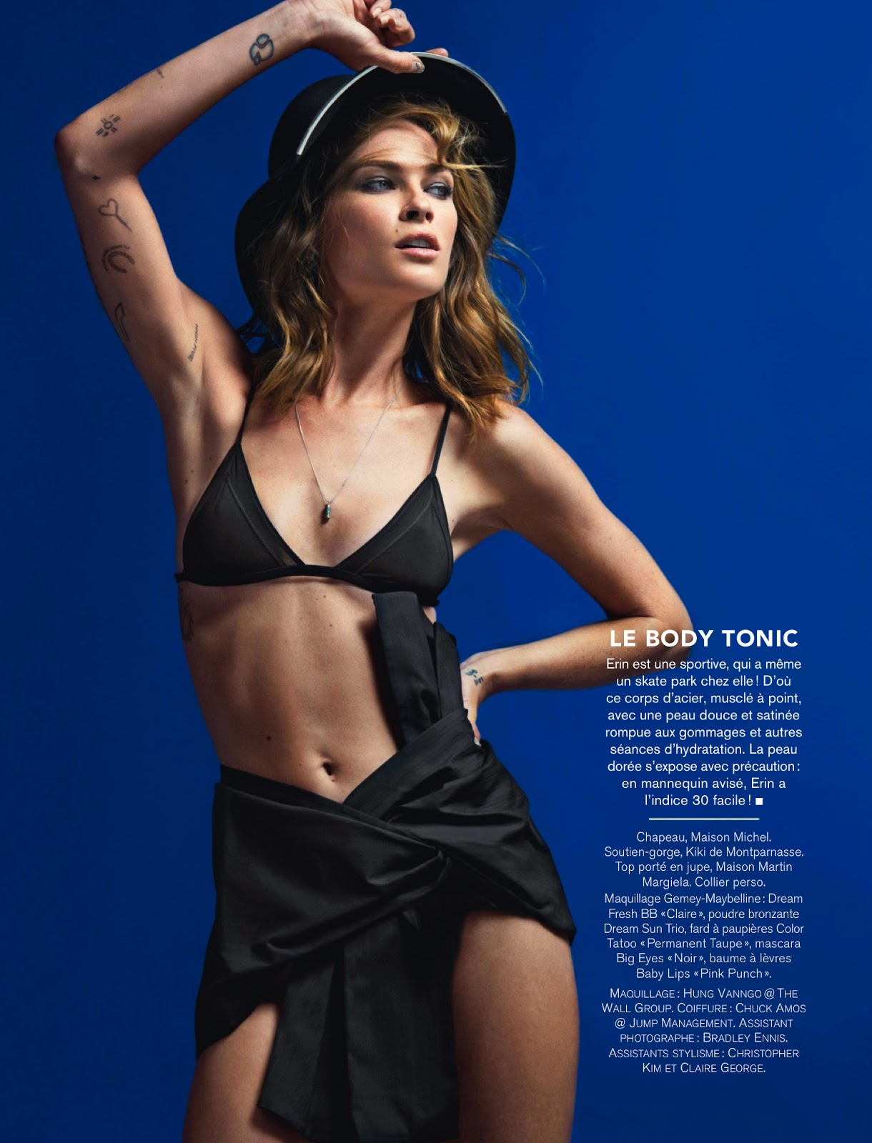 Erin Wasson For Free People March 2014 Catalog: Le Top Taille Dans Le Rock: Erin Wasson By Billy Kidd For