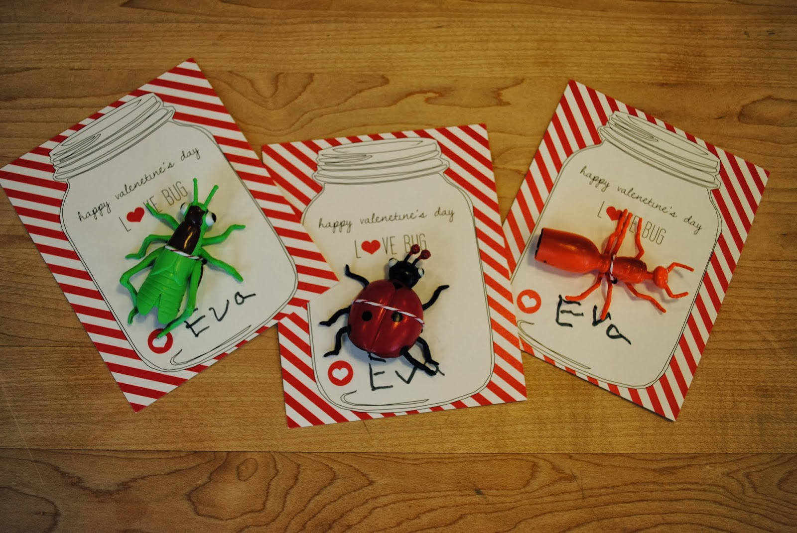 it's the little things love bug valentine  free printable