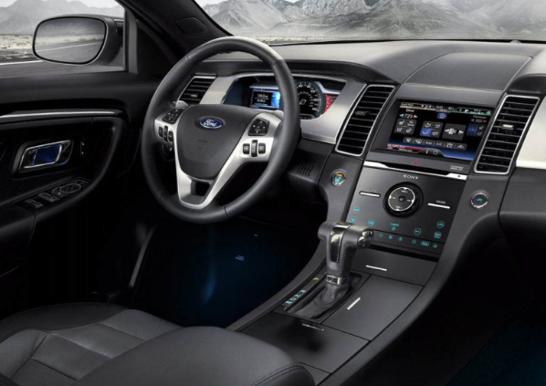 2017 Ford Taurus SHO Redesign, Powertrain, Release Date And Price