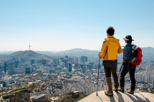 Go fun yourself - Hike like Korean! | Travel Magnet