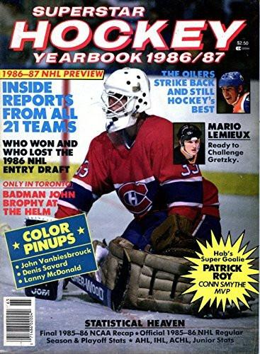 275e45993 Patrick Roy. He imposed his style on the game