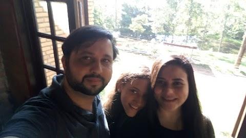 Momentos com a família em Minas Gerais