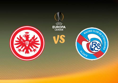 Eintracht Frankfurt vs Strasbourg  Resumen