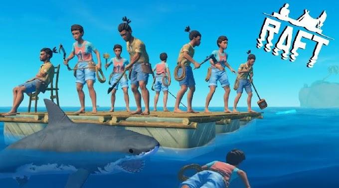 Raft Survival: Como jogar multijogador