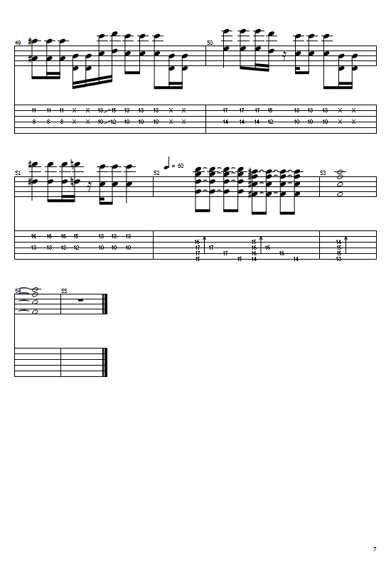 Just Tabs Radiohead (Acoustic). How To Play Just On Guitar Chords Free Tabs/ Sheet Music. Radiohead. Just (Acoustic)