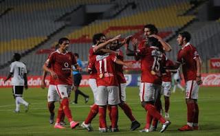 اهداف و ملخص مباراة الاهلي والمقاولون العرب 5-2 الدوري المصري 12-2-2018 الدورى الممتاز