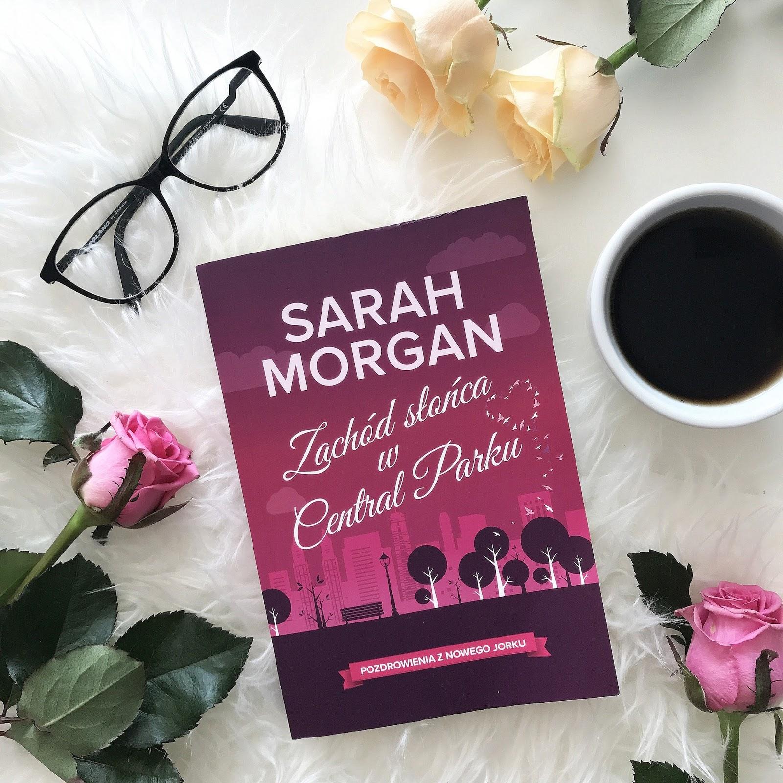 Sarah Morgan, Zachód słońca w Central Parku