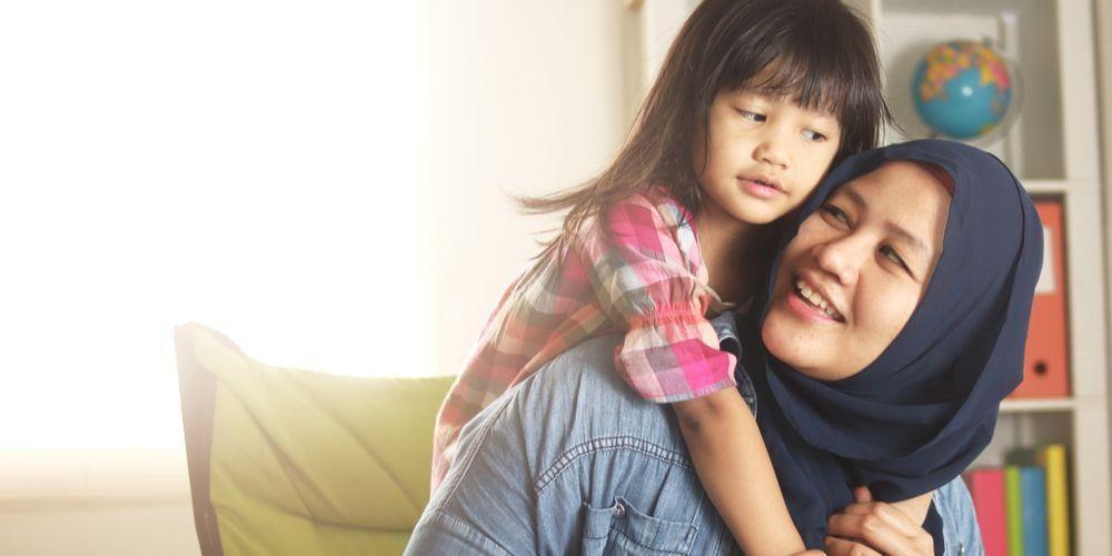 Mengasuh Anak itu Tugas Kedua Orang Tua bukan Hanya Ibu