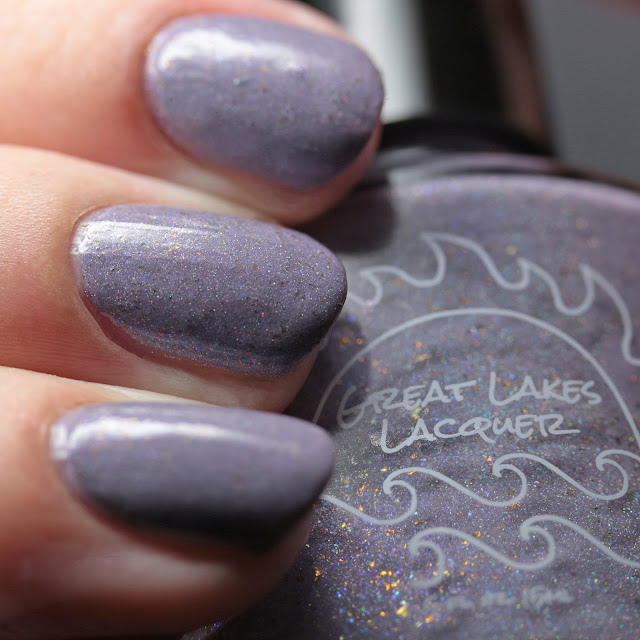 Great Lakes Lacquer The Path of Time