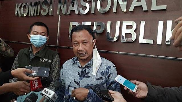 Tim Laskar FPI Mengadu ke Pengadilan Internasional, Komnas HAM: Akan Sulit