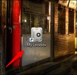 رمز تطبيق lockbox الخاص بي
