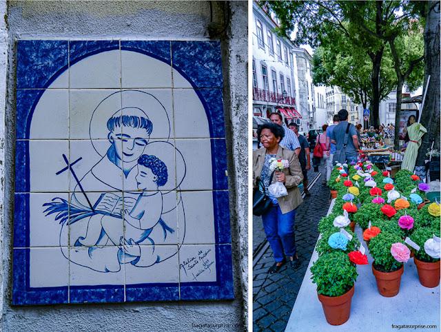 Festa de Santo Antônio, Lisboa
