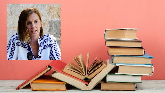 Μαρία Ράλλη: Συλλέγονται χρησιμοποιημένα βιβλία για συνανθρώπους μας που δεν έχουν τη δυνατότητα αγοράς τους
