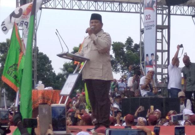 Prabowo Subianto Sebut Banyak BUMN Dirampok