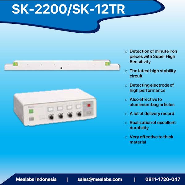 SK-2200/SK-12TR Needle Bar Detector