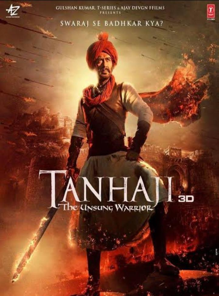 Tanhaji Full Movie Download Pagalworld