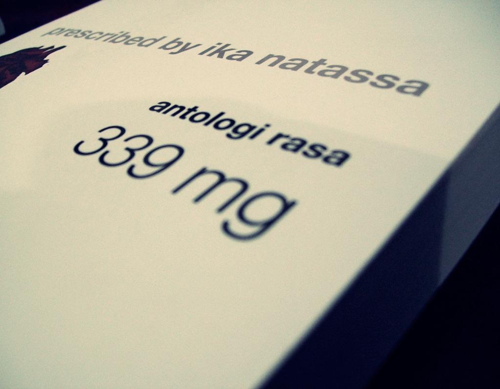 Novel Antologi Rasa Pdf