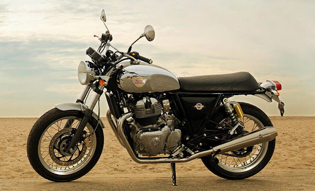 Royal Enfield Interceptor 650 Important Features