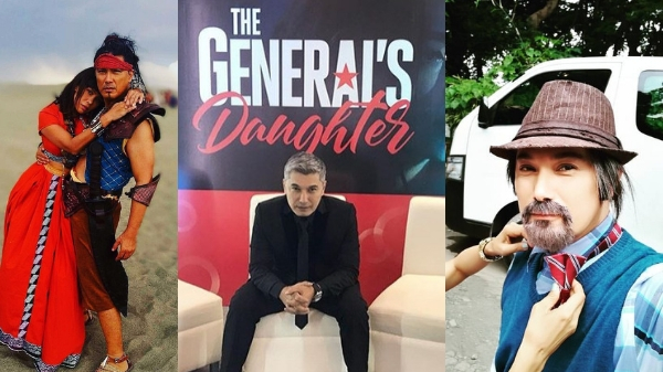 "Albert Martinez is truly ""Teleserye King"" The General's Daughter"