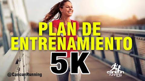 plan de entrenamiento para correr 5k