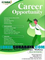 Open Recruitment at Waki a Better Life Surabaya October 2019