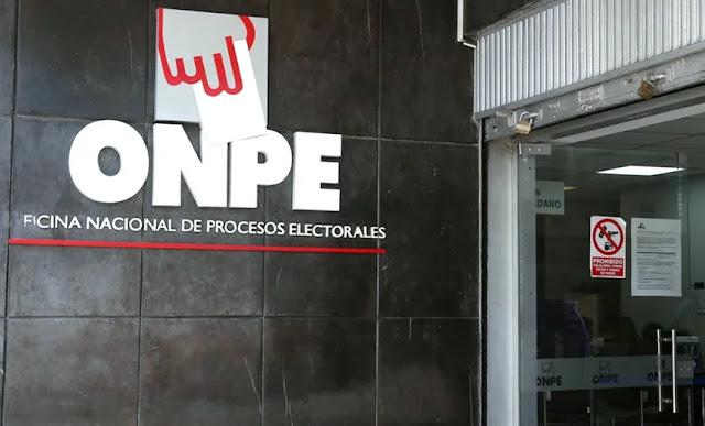 Resultados ONPE 100% Segunda Vuelta Elecciones 2021